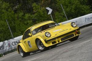 Giuseppe Gallusi (Scuderia Bologna Squadra Corse, Porsche 911 SC #47)
